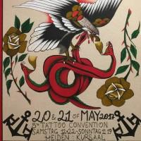 5. Tattoo Convention Heiden 20/21 Mai 2017